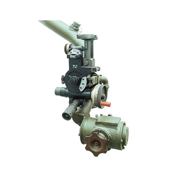 Celownik mechaniczny BM-21
