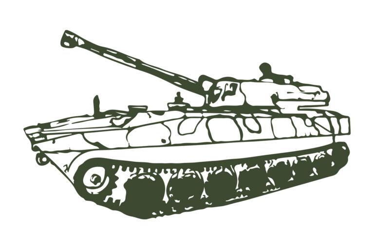 122 mm hbs 2S1 Goździk